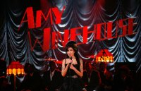 Amy Winehouse Performs at Riverside Studios For 50th Grammy Awards