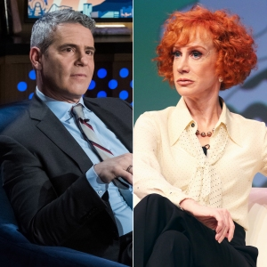 Andy Cohen Kathy Griffin Feud