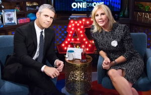 Andy Cohen Wants Vicki Gunvalson Stay on RHOC for Another 14 Years Demotion