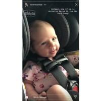 Arie Luyendyk Jr. and Lauren Burnham Summer Road Trip With Daughter Alessi