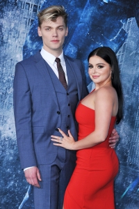 Ariel Winter On Boyfriend Levi Meaden Gives Her Support