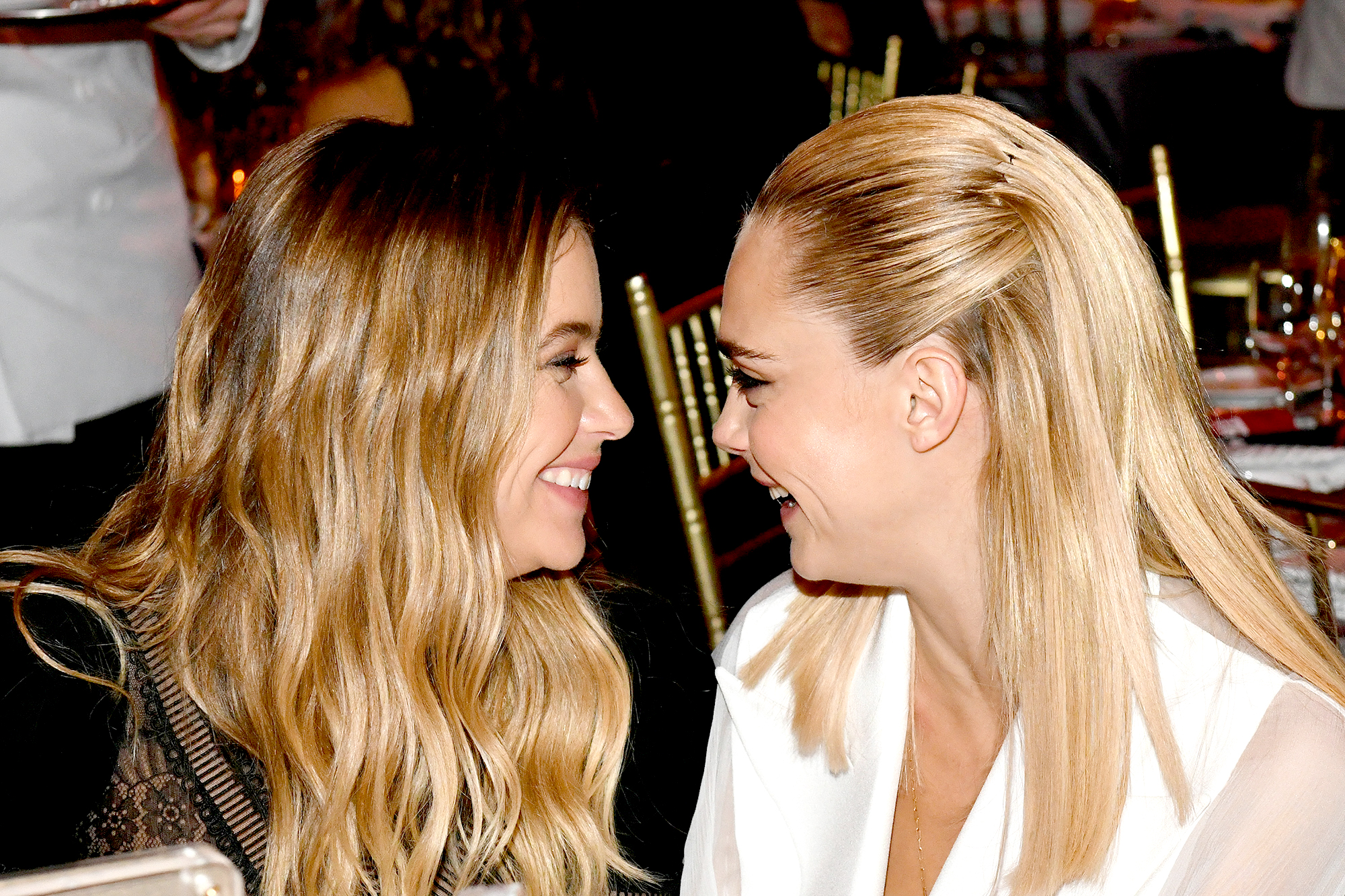 Ashley Benson And Cara Delevingne Are Madly Madly In Love