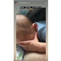 Ashley Darby Breast-Feeding
