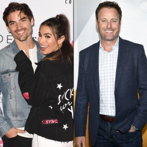 Ashley Iaconetti Talks Wedding Details Jared Haibon Chris Harrison