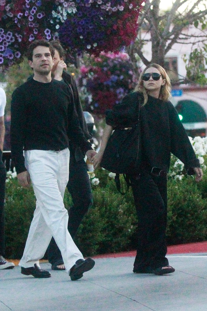 Ashley Olsen and Louis Eisner Mystery Engagement Ring