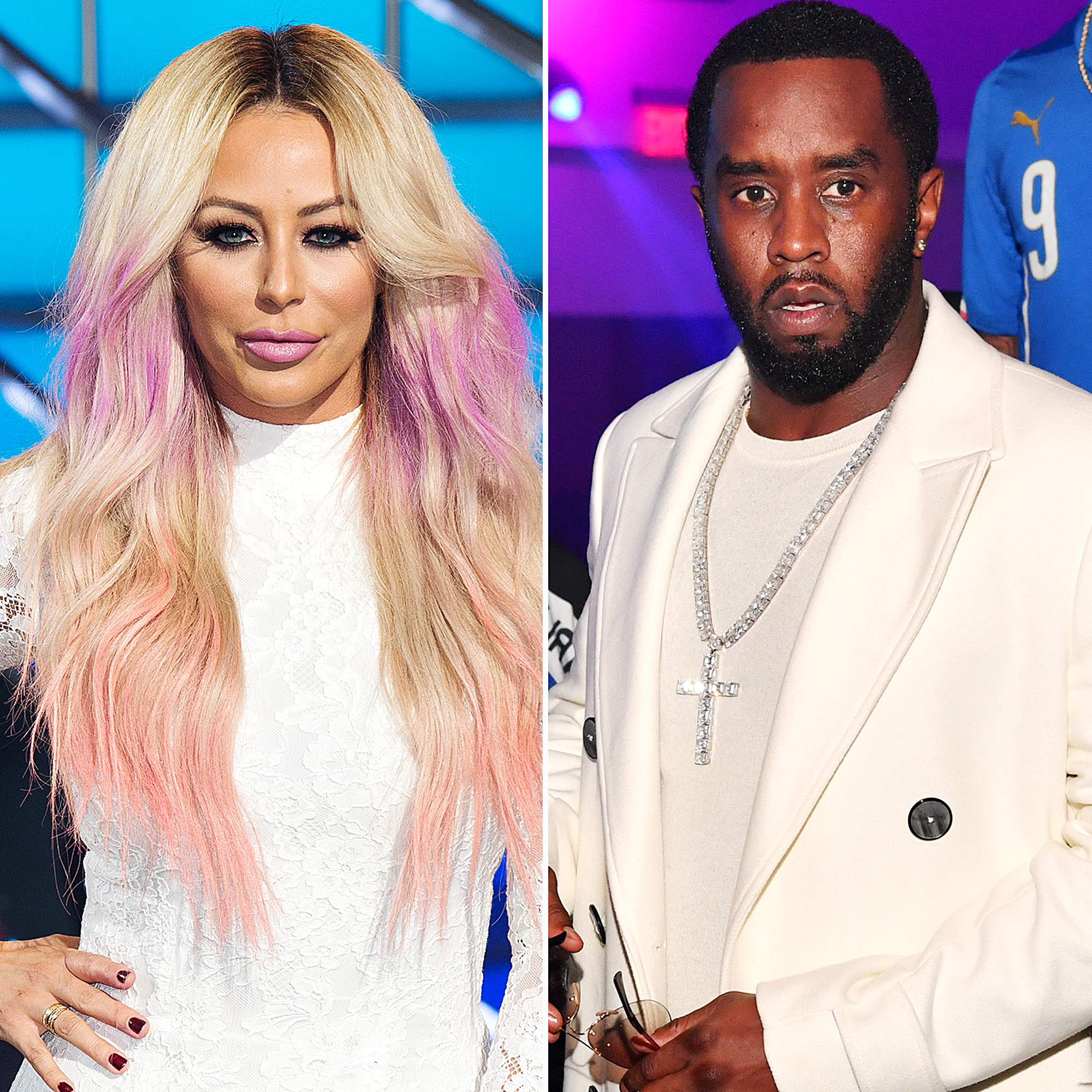 Aubrey O'Day Blames Diddy for Breaking Up Danity Kane on TV