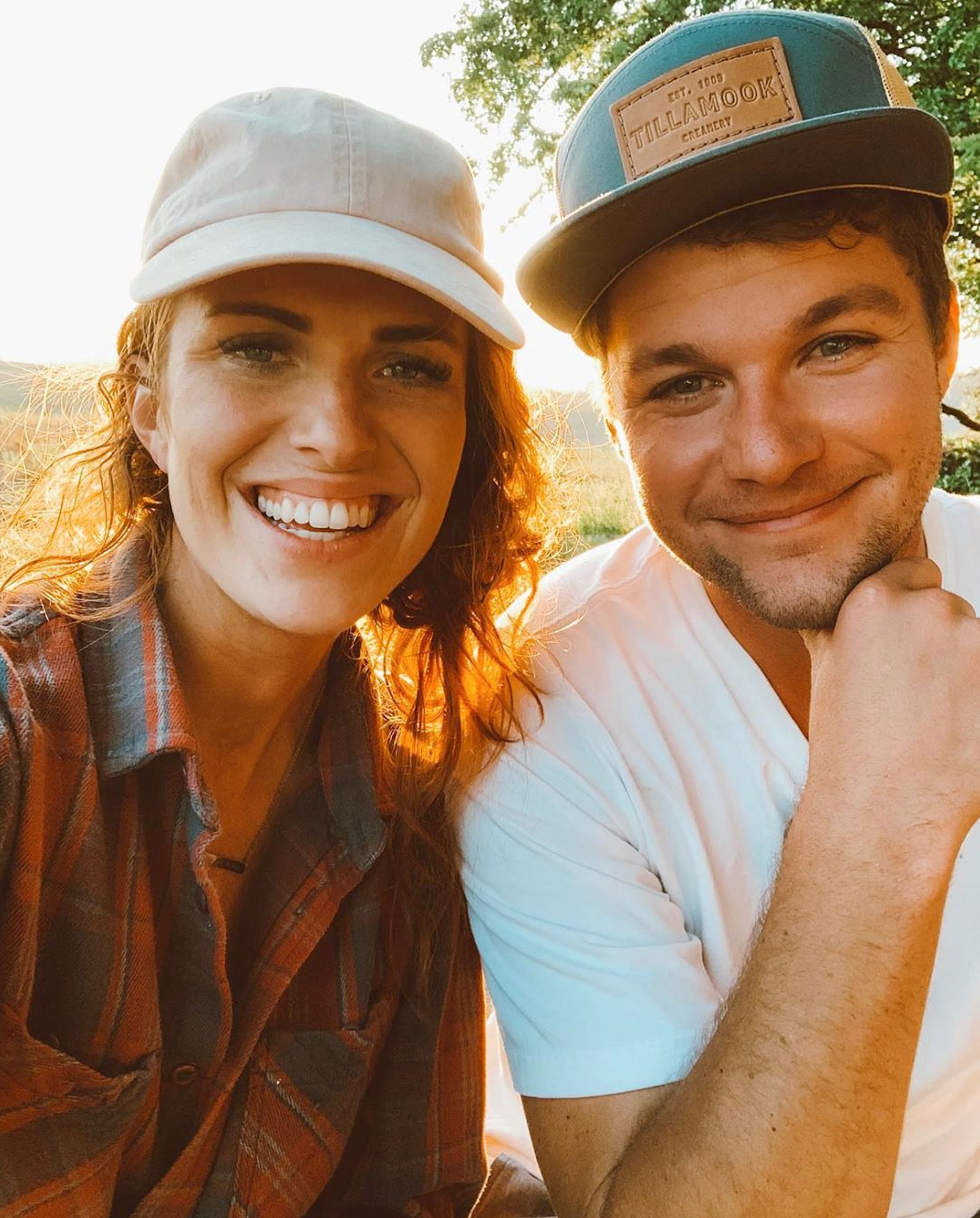 Audrey Roloff Is Pregnant Expecting Baby Number Two With Husband Jeremy Roloff