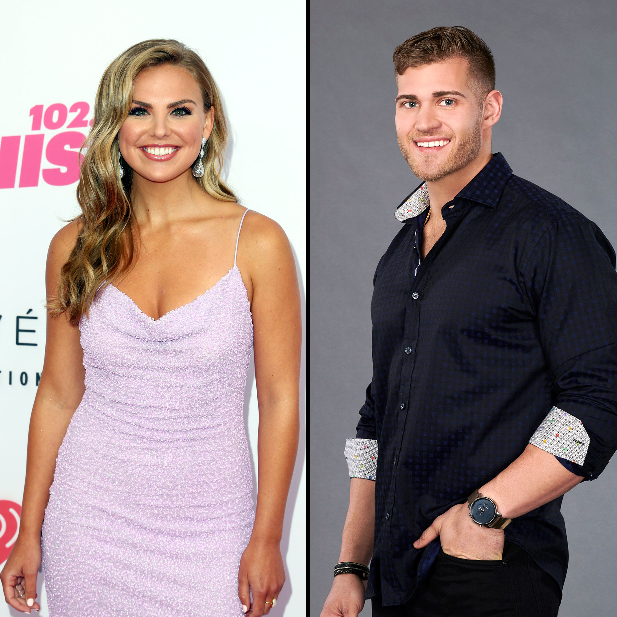 Bachelorette Hannah Brown and Luke Parker Go at It on Twitter After Arguing About Sex NH