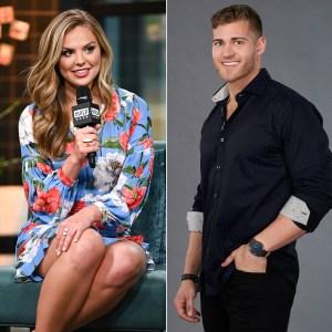 Bachelorette Hannah Brown Loses It on Luke Parker