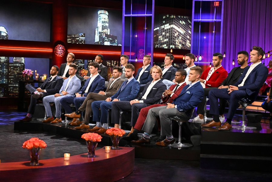 Bachelorette Men Tell All