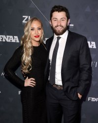 Baker Mayfield and Emily Wilkinson Married