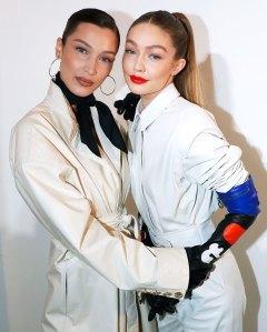 Bella Hadid and Gigi Hadid