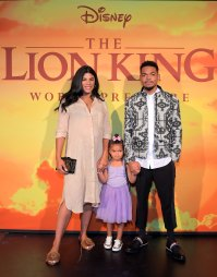 Chance The Rapper and More Bring Their Families to 'The Lion King' Premiere