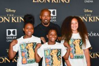 Jamie Foxx and More Bring Their Families to 'The Lion King' Premiere