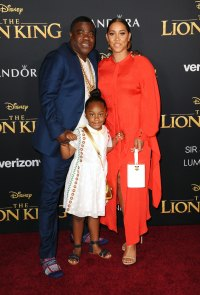 Tracy Morgan and More Bring Their Families to 'The Lion King' Premiere