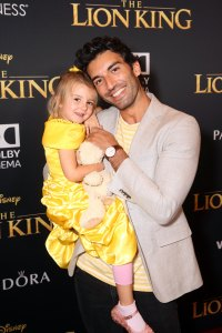 Justin Baldoni and More Bring Their Families to 'The Lion King' Premiere