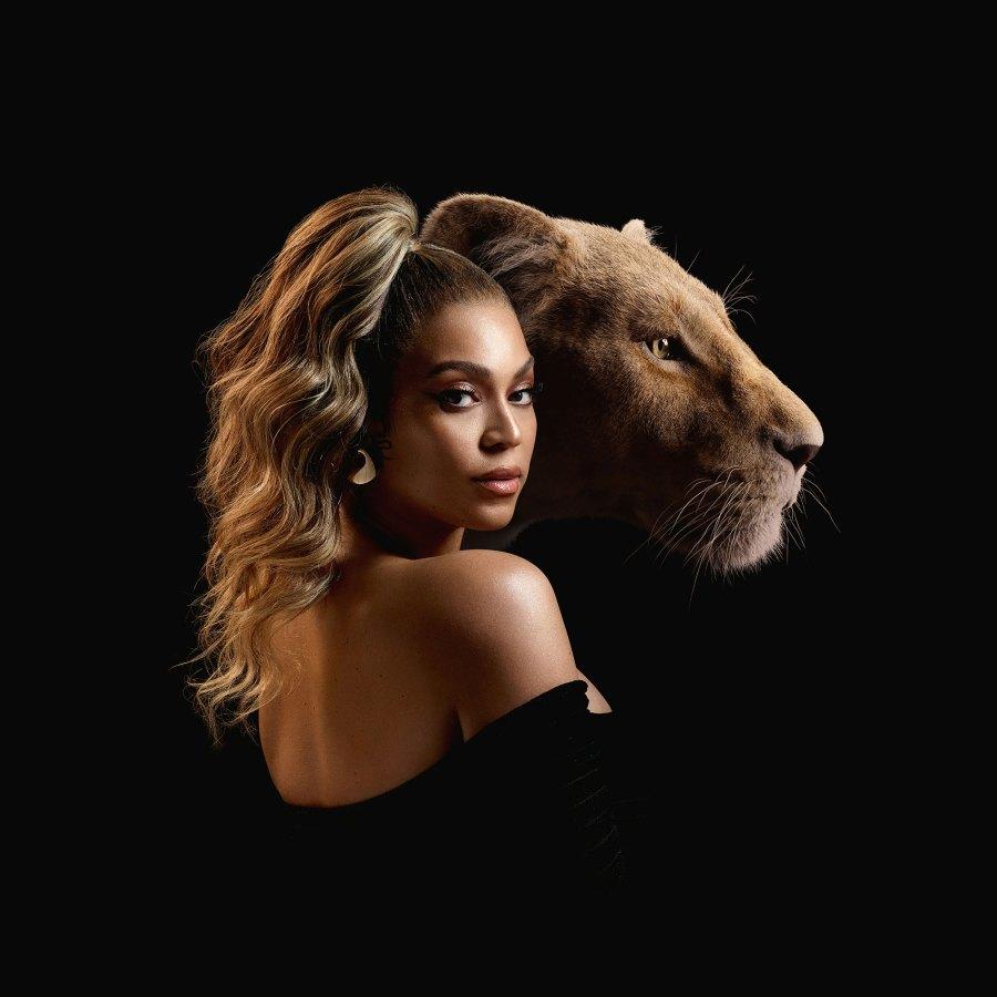 Beyonce Lion King Album Spirit