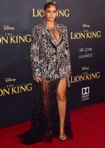 Beyonce The Lion King World Premiere July 9, 2019