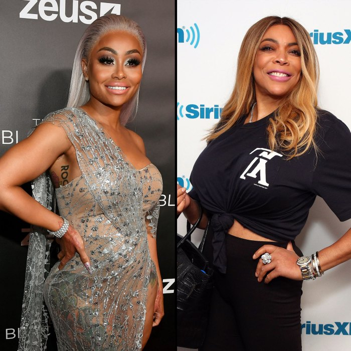 Blac Chyna Wants to Set Up Wendy Williams With a New Man Who Has 'Some Money'