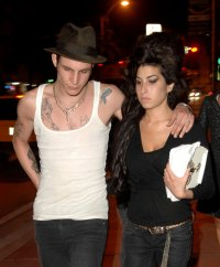 Blake Fielder-Civil Amy Winehouse Gallery