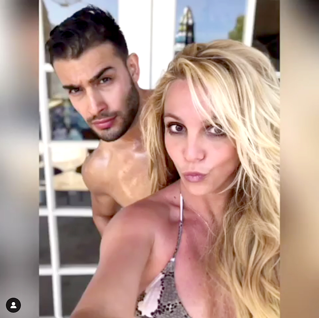 Britney-Spears-and-Sam-Asghari-summer-montage