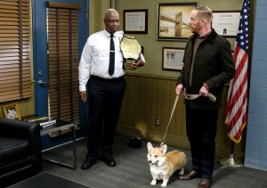 Brooklyn Nine-Nine's Beloved Cheddar the Dog Dies