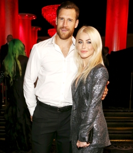 Brooks Laich Julianne Hough Not Taking My Last Name Isn't Big Issue