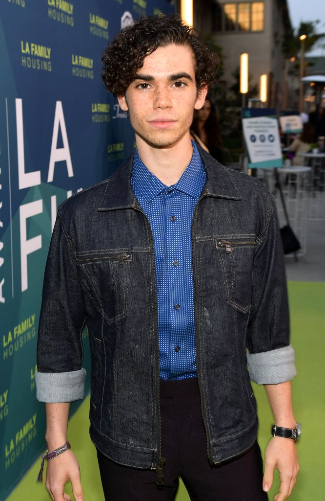 Cameron Boyce Cremated Nearly 2 Weeks After Death