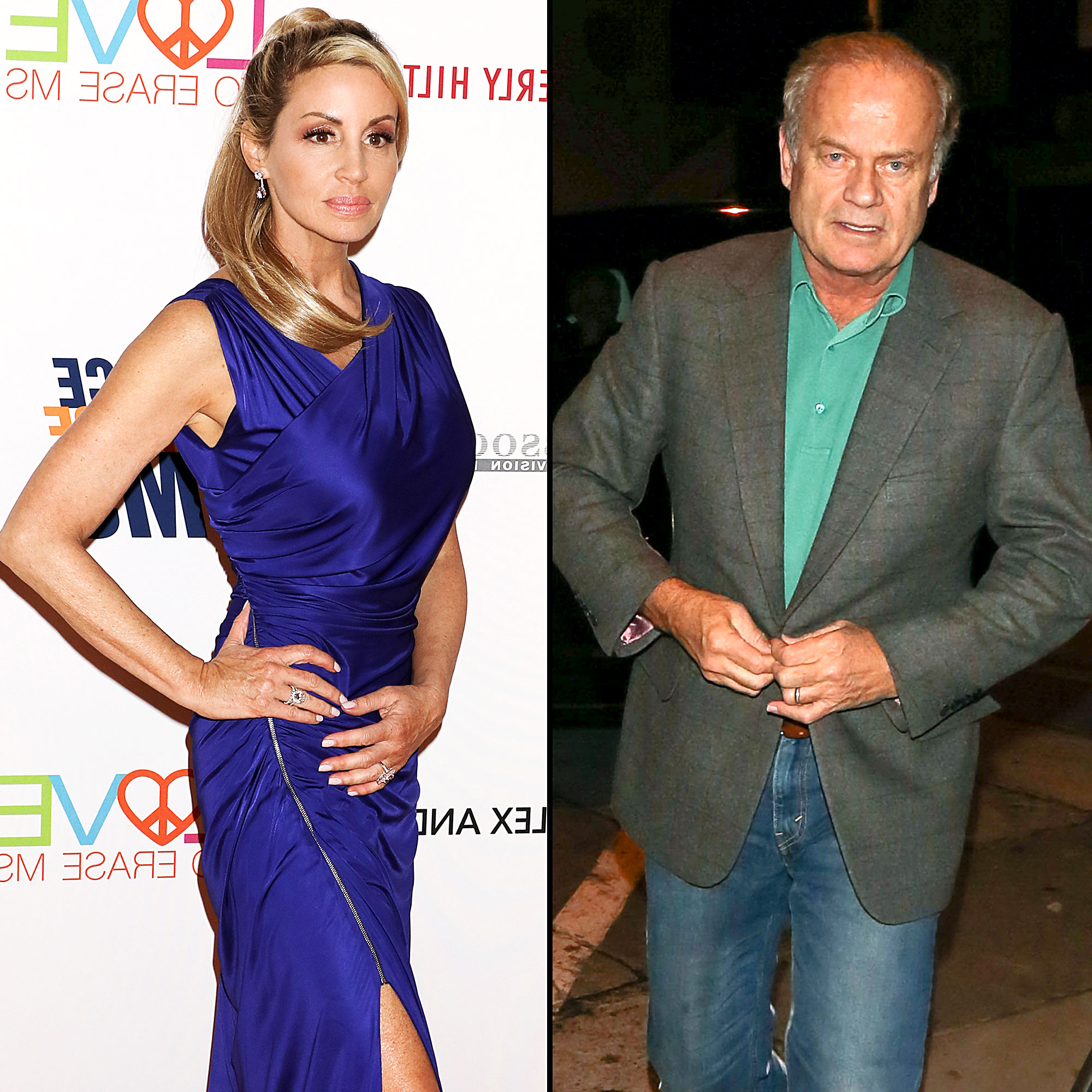 Kelsey Grammer Responds to Ex Camille's Claim He Didn't ...