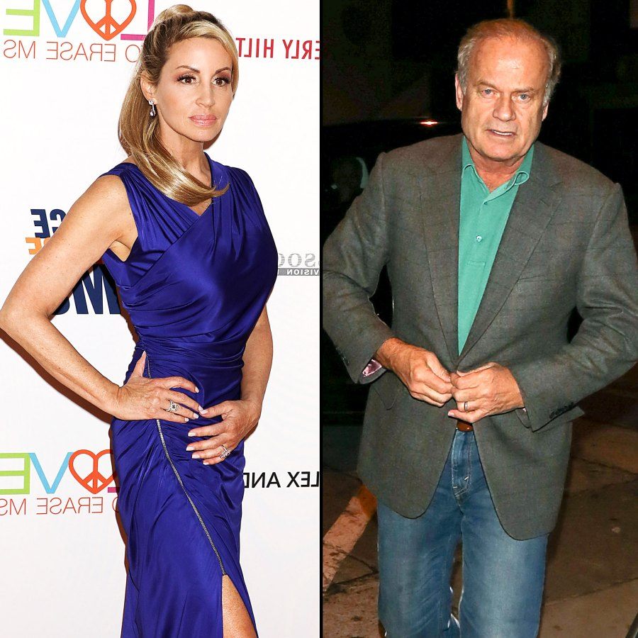 Camille Grammer Kelsey Grammer Didnt Reach Out After My House Burned Down