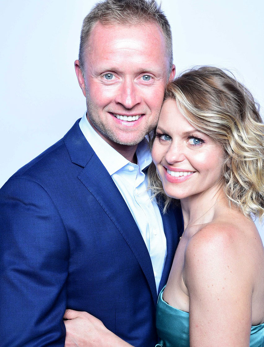 Candace Cameron and Valeri Bure Lasting Marriage