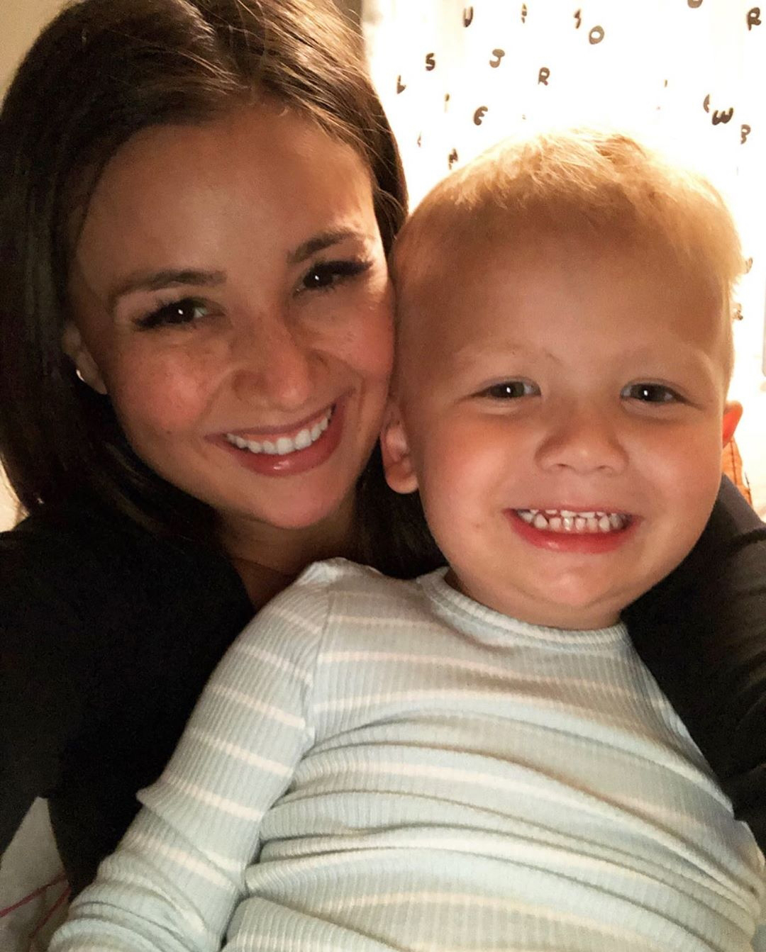 """Catherine Giudici and Sean Lowe Family Album - """"The Terrible Twos just did not exist in our home this year,"""" Giudici captioned a selfie with Samuel in July 2019 on his 3rd birthday. """"Hopeful that three is just as wonderful."""""""