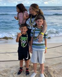 Celeb Families on Summer 2019 Vacations Kailyn Lowry