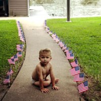 Celebrity Kids Celebrate 4th of July With Their Parents