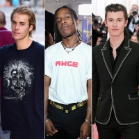 Celebs Stand With A$AP Rocky After His Arrest in Sweden Justin Bieber Shawn Mendes