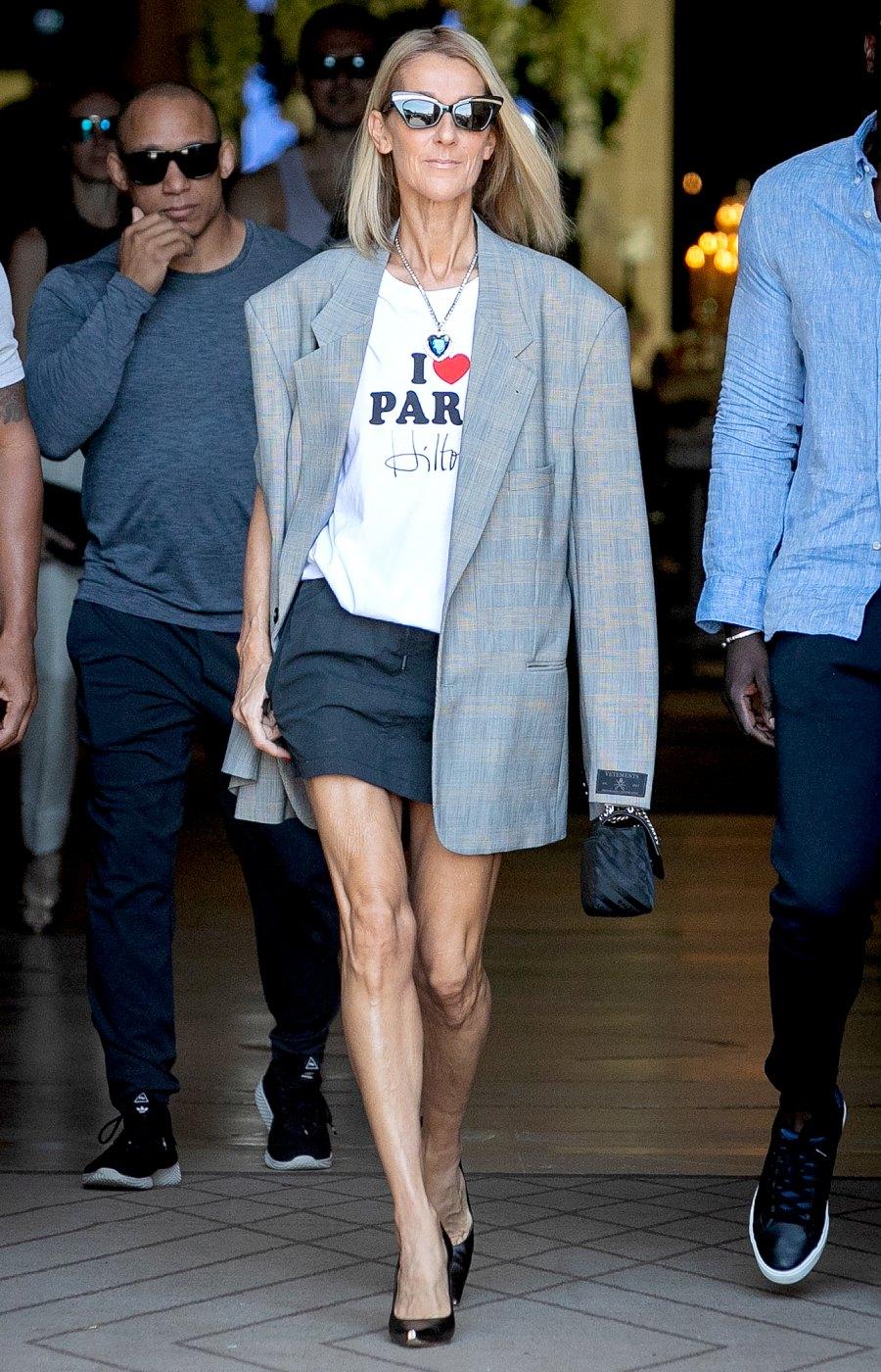 Celine-Dion-Paris-Fashion-Week