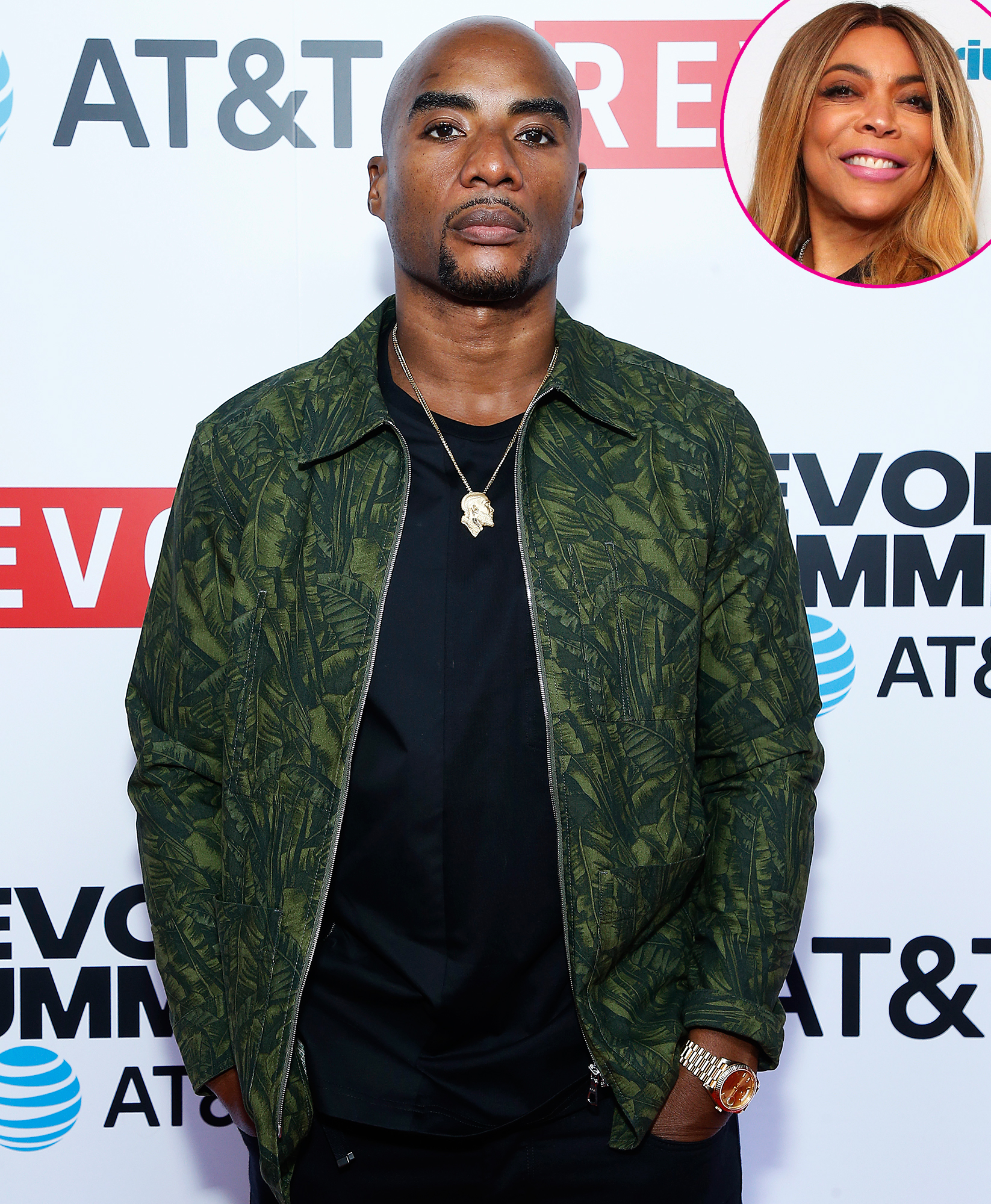 Charlamagne Tha God Is Happy Wendy Williams Left Her Husband