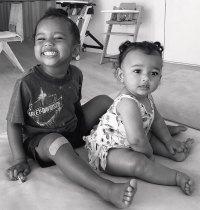 Chicago West's Baby Album All Smiles