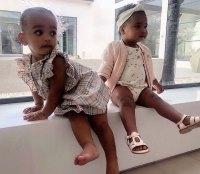 Chicago West's Baby Album Cute Cousins