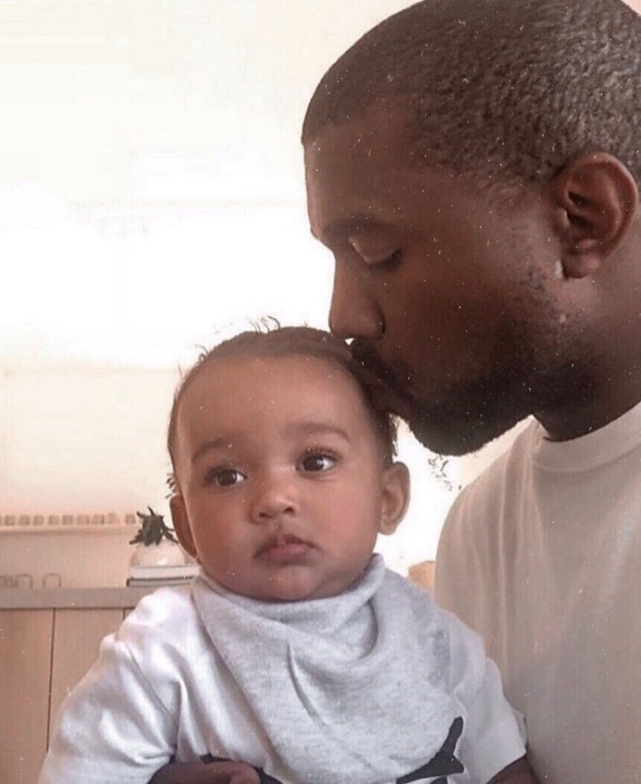 Chicago West's Baby Album Father Daughter Time
