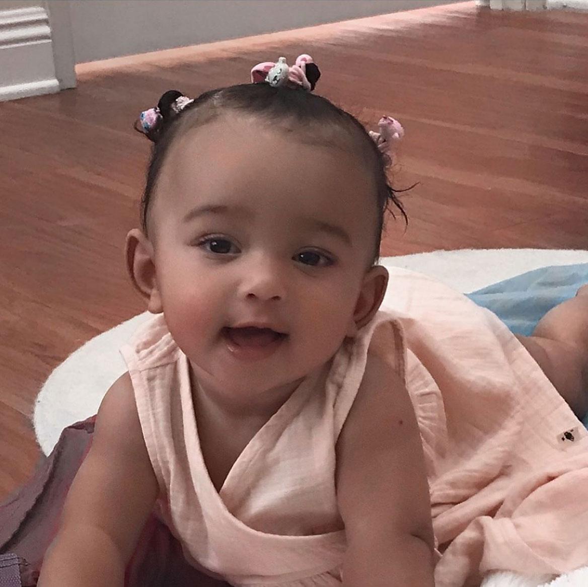Chicago West Pics Kim Kardashian Kanye West S Daughter
