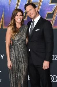 Chris Pratt Talks Meeting Katherine Schwarzenegger