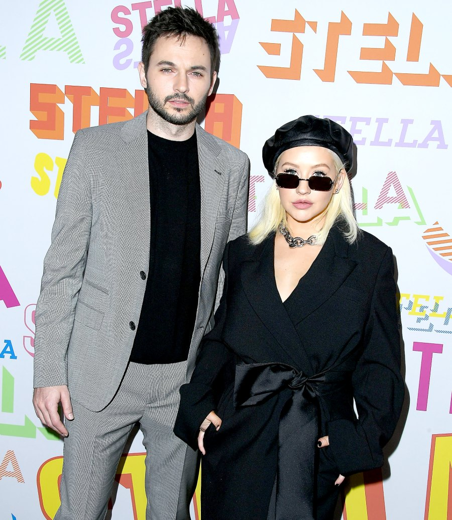 Christina-Aguilera-and-Matt-Rutler