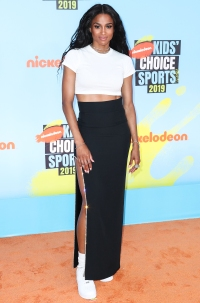 Ciara Kids Choice Sports Awards July 11, 2019