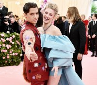 Cole Sprouse and Lily Reinhart Attend The 2019 Met Gala The Way They Were
