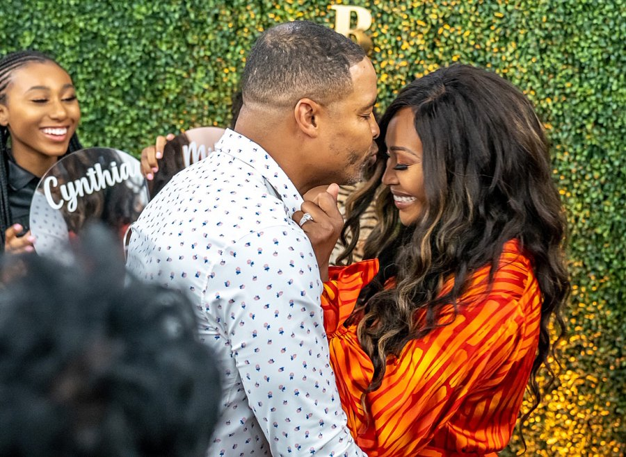 Cynthia Bailey Engaged to Mike Hill