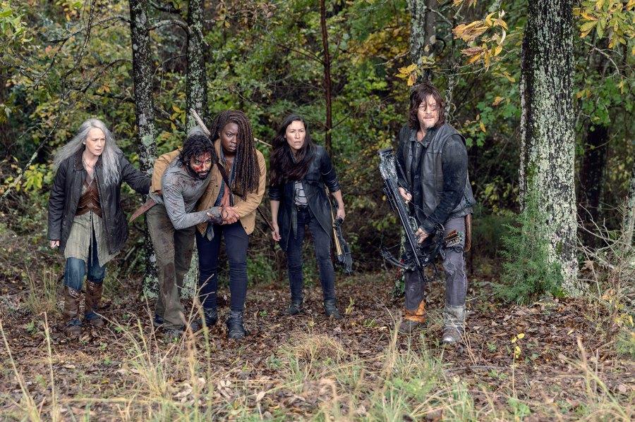 Danai Gurira Confirms 'The Walking Dead' Exit: Season 10 Will be Michonne's Last
