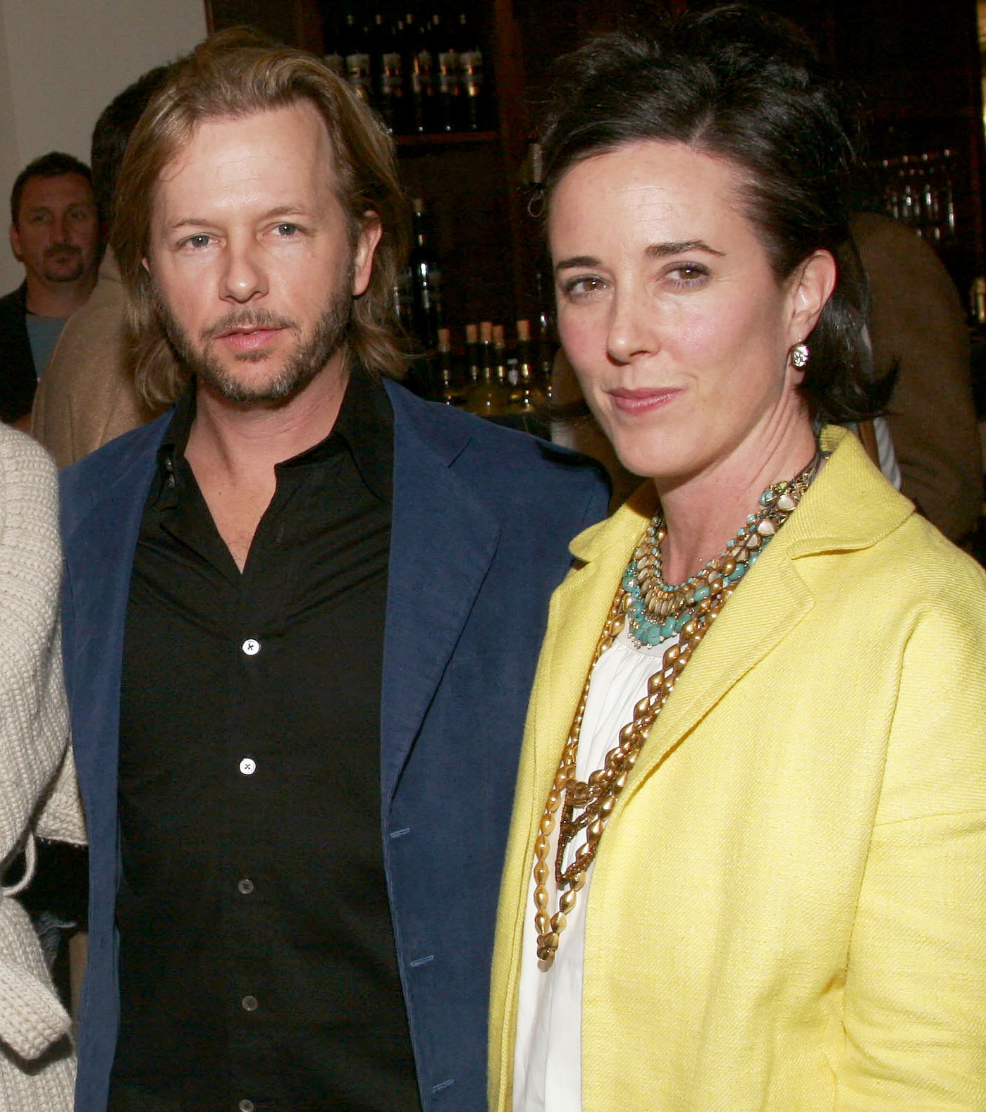 David Spade Talks Kate Spade's Suicide 1 Year After Death