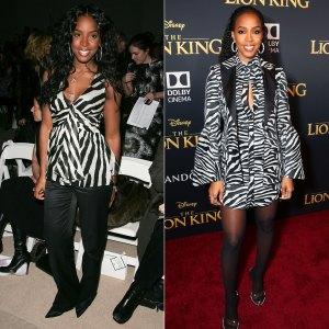 Destiny's Child Ageless Style Kelly
