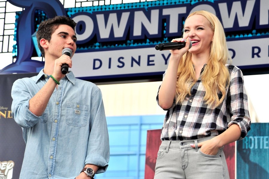 Disney Star Cameron Boyce's Family Speaks Out After His Death-Dove Cameron